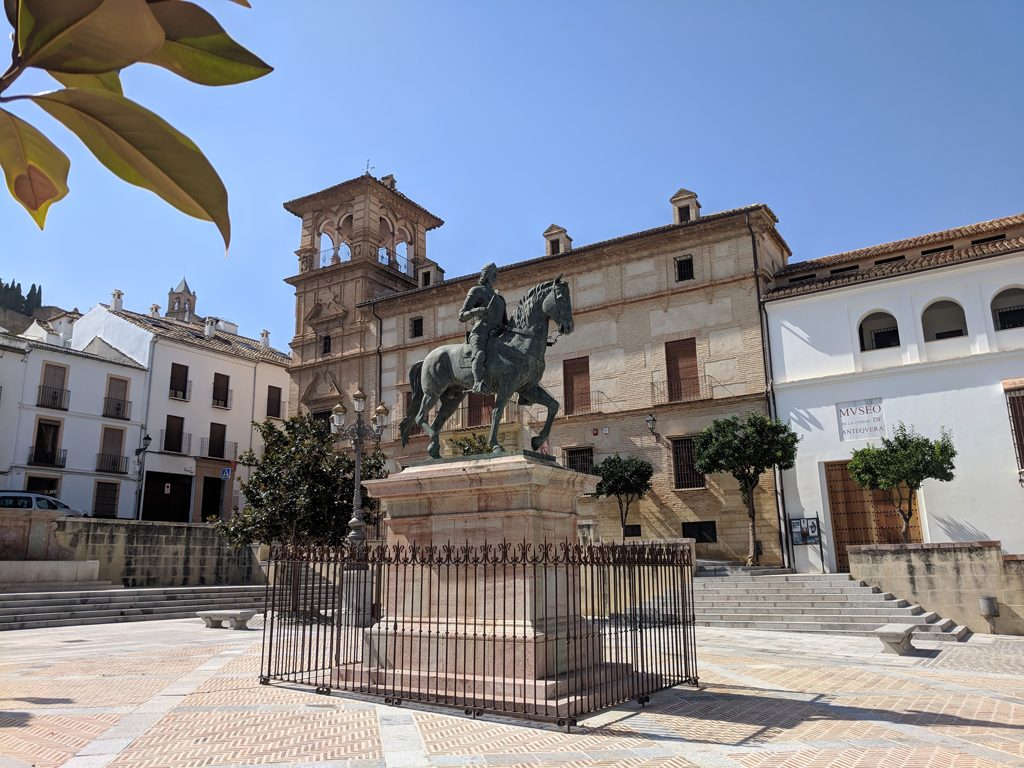 Top Things to do in Costa del Sol - visit Antequera Main Square