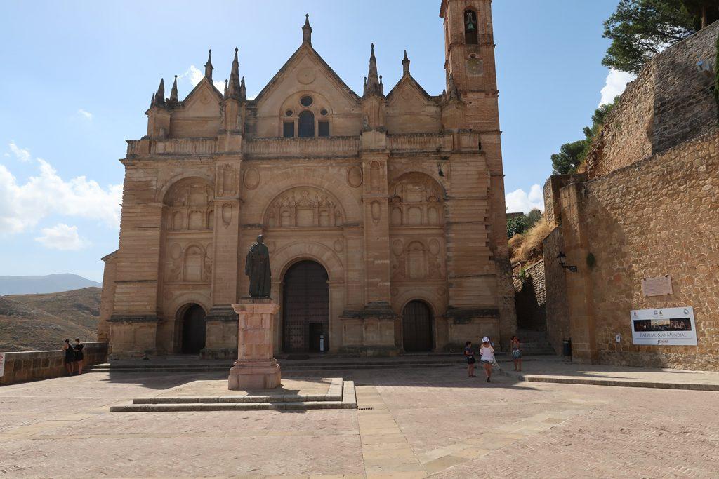 Antequera Real Colegiata de Santa María la Mayor
