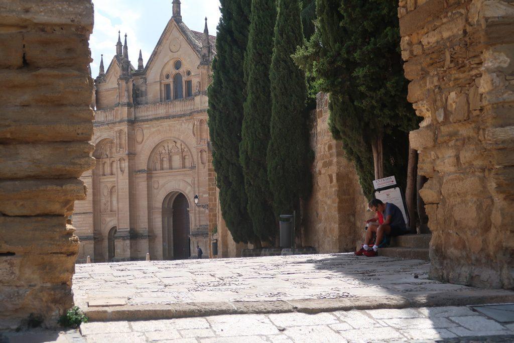 Antequera Real Colegiata de Santa María la Mayor Triumphant Arch
