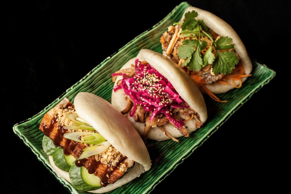 Baby Bao - selection of Bao