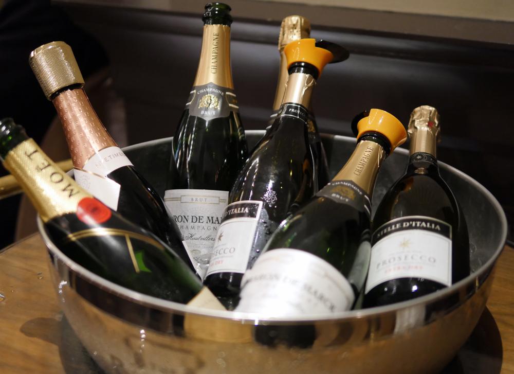 Balcon Sofitel St James - Champagne