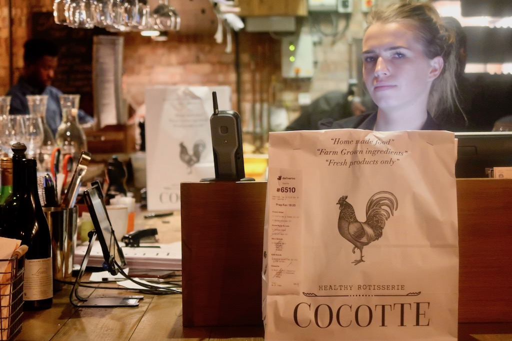 Cocette Bar - Chicken Rotisserie in West London