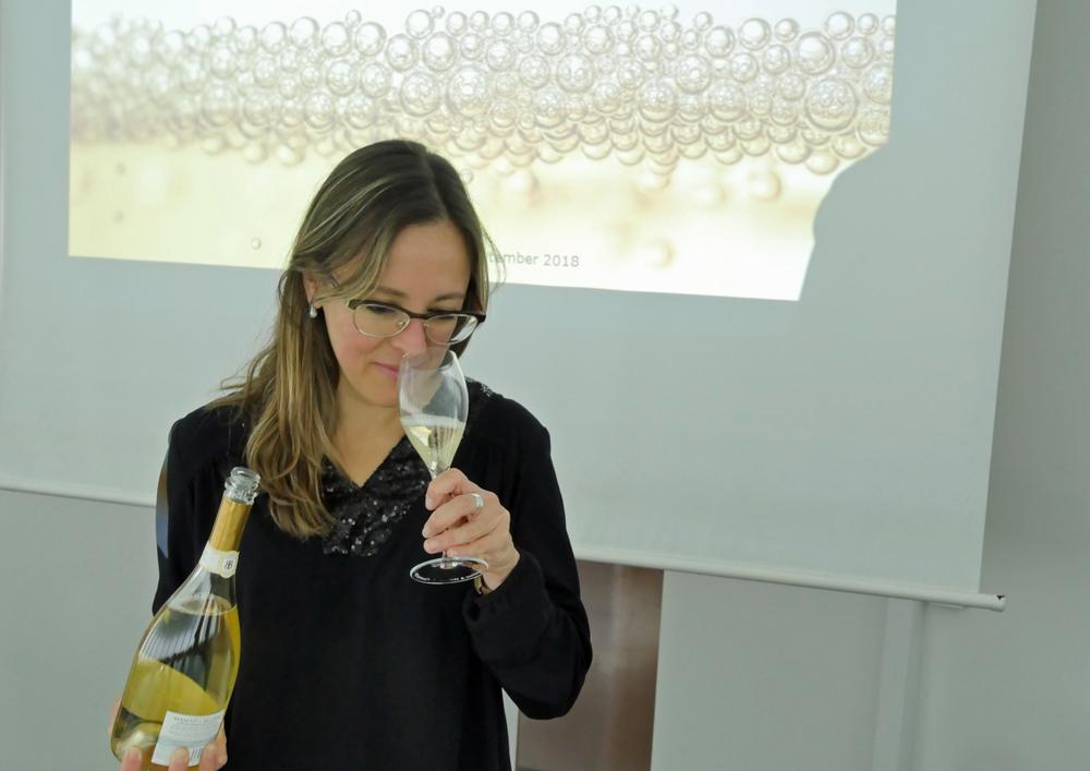 Comite Champagne Tasting
