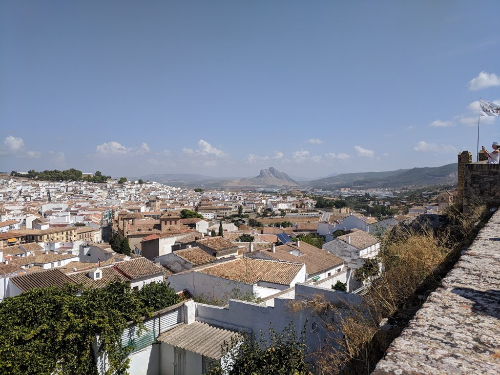 Costa del Sol Antequera View From The Walls