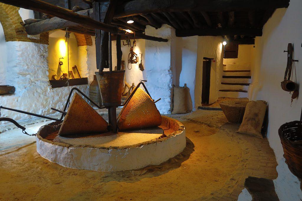 Costa del Sol Benalaura Olive Oil Museum