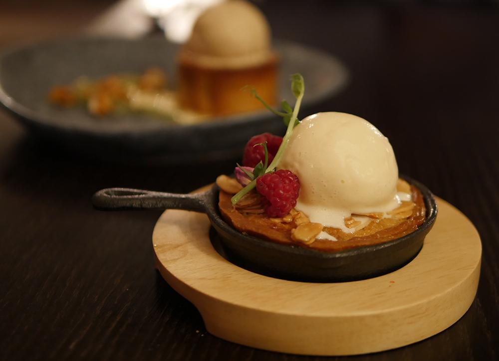Dessert - Montagu Restaurant