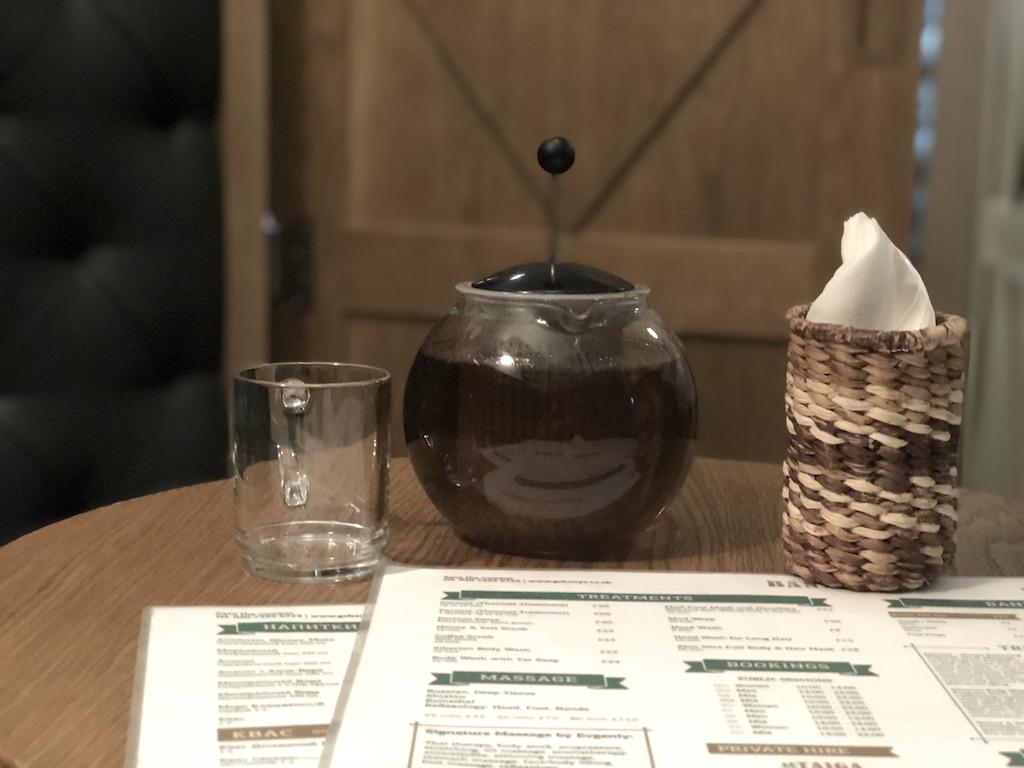 Banya No1 - tea