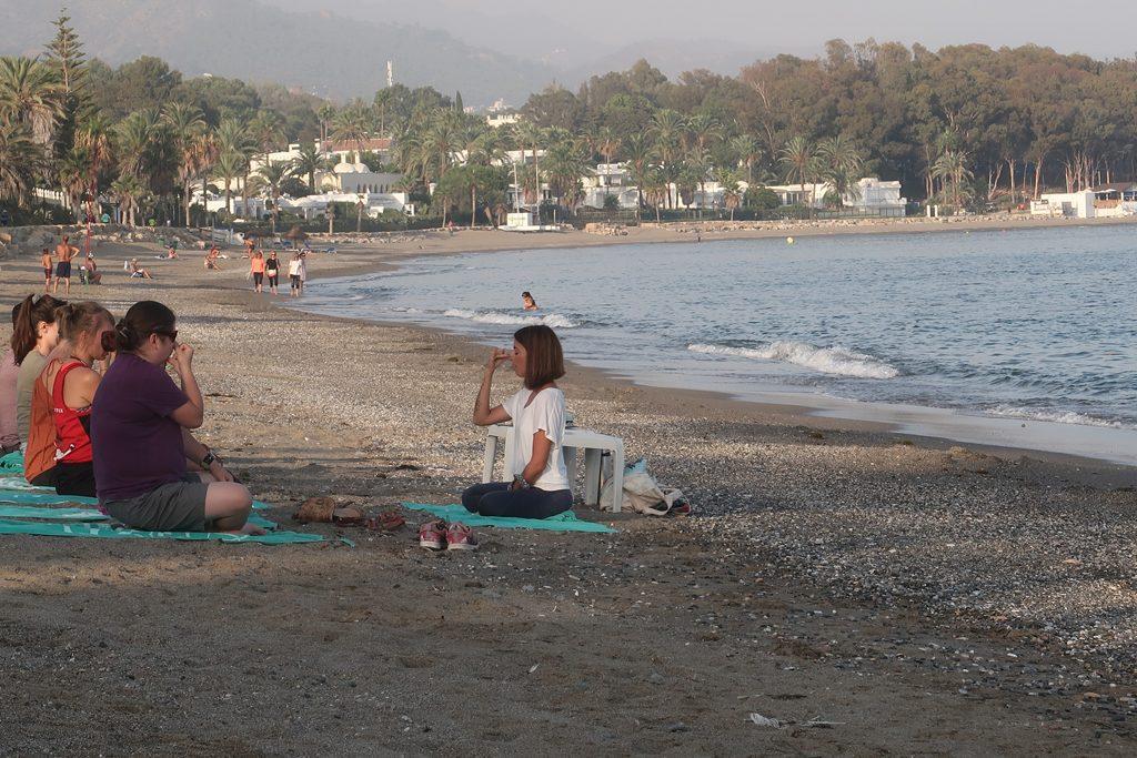 Iberostar Marbella Coral Evening Mindfulness Yoga