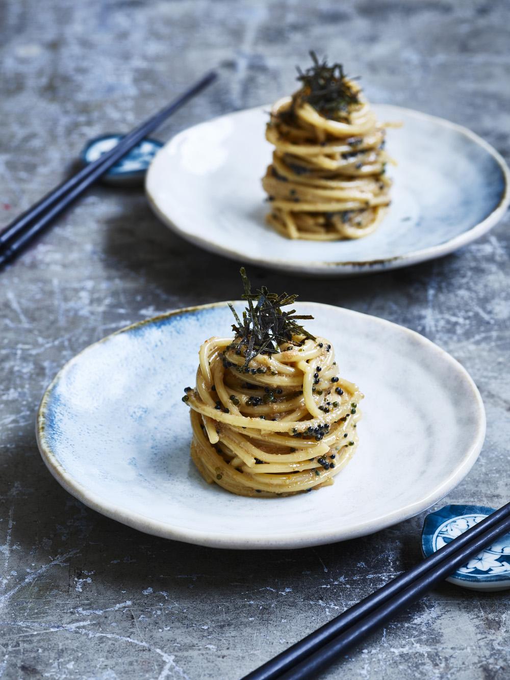 Japanese Larder - Mentaiko Spaghetti (1)