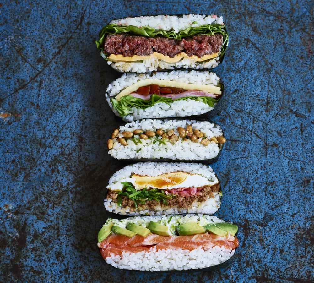 Japanese Larder - Origirazu Rice Sandwiches-2nd (1)