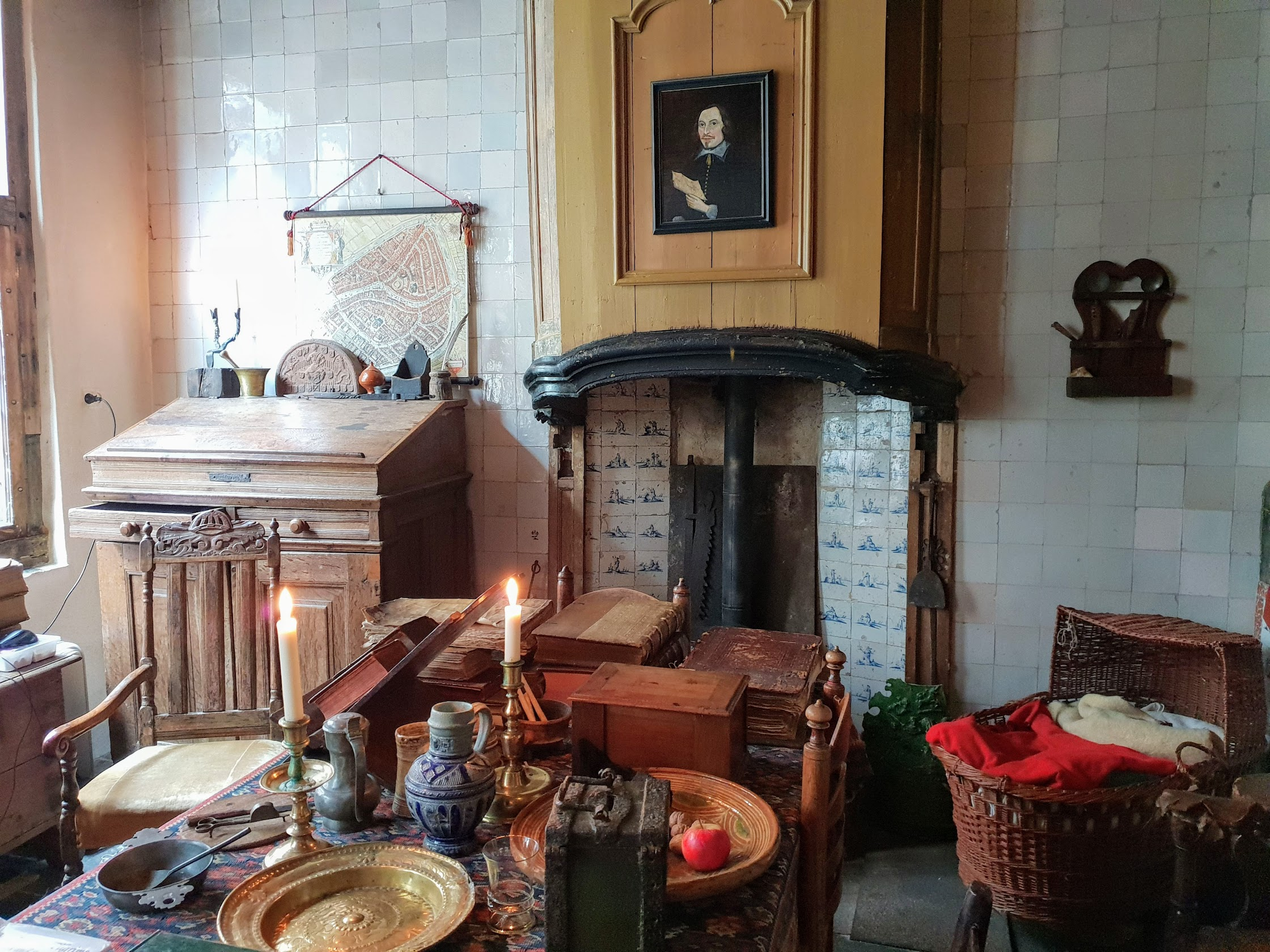 Leiden American Pilgrim Museum