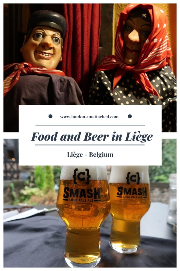 Restaurants in Liège – a Taste of Belgian Food and Beer