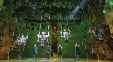Matilda the Musical – Review