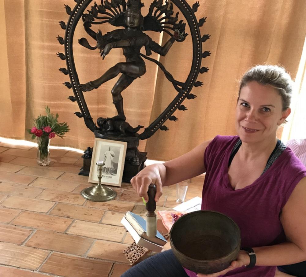Moinhos Velhos - Making bowl music