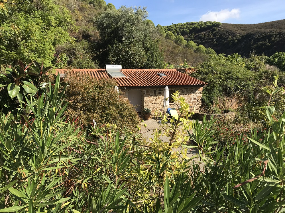 Moinhos Velhos Algarve Wellbeing retreat - Mill Building