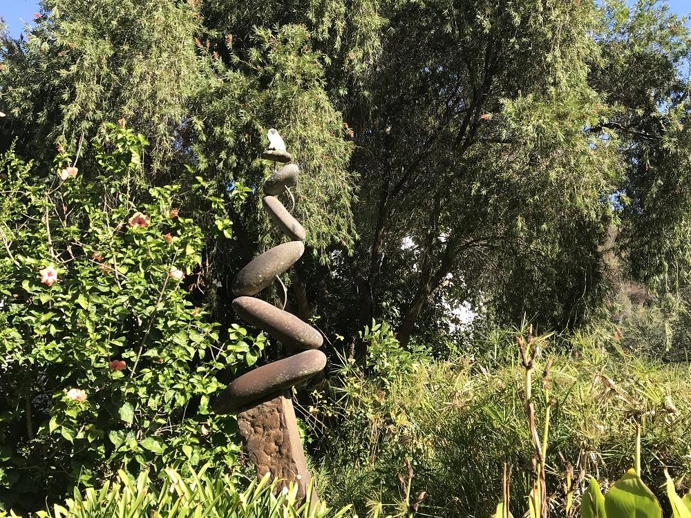 Moinhos Velhos Algarve Portugal- Sculpture in grounds