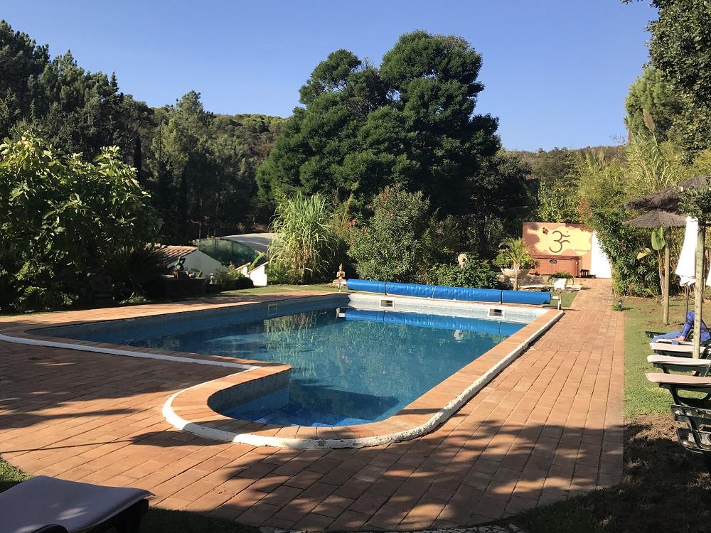 Moinhos Velhos Algarve Wellbeing retreat - Swimming Pool -