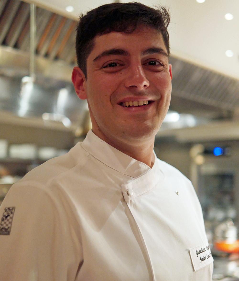 Montagu Kitchen, Churchill Hotel Chef