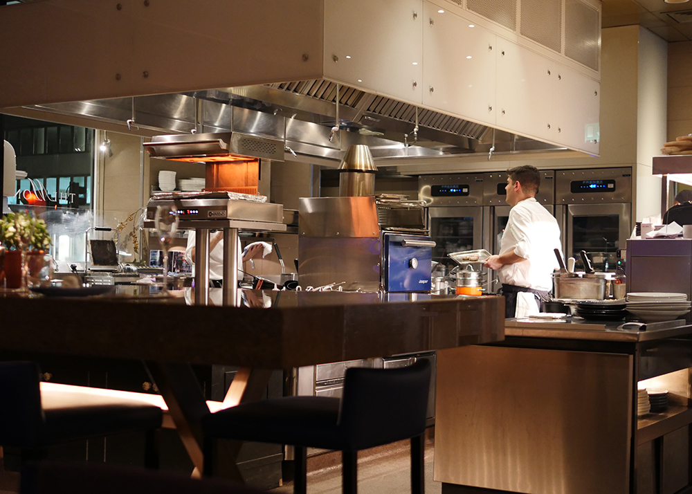 Montagu Kitchen - Churchill Hotel London