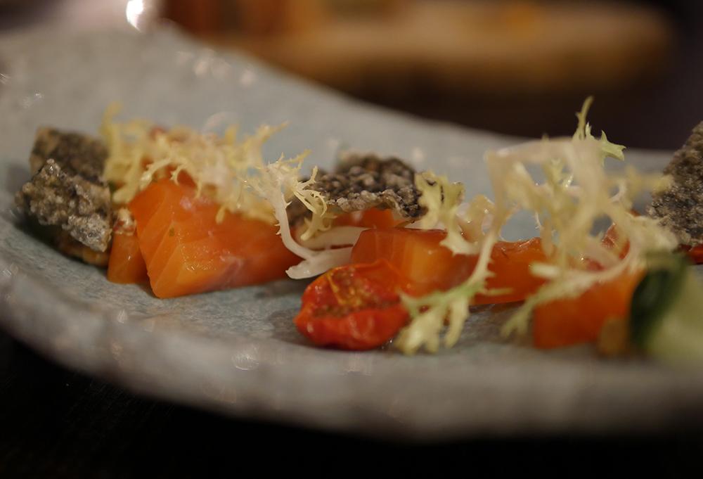 Montagu Kitchen - Salmon