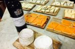 Paxton & Whitfield port and cheese