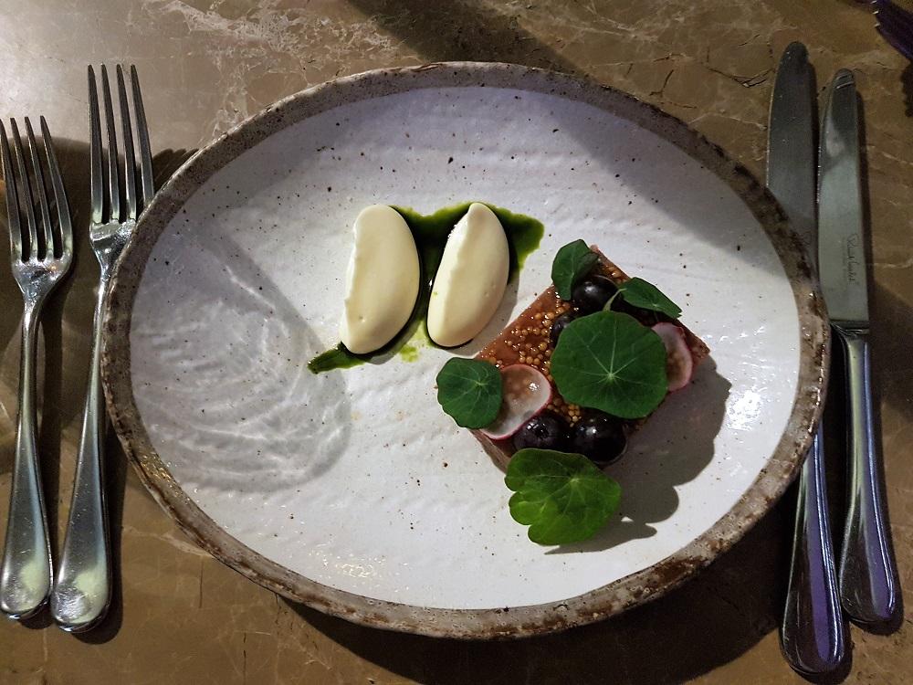 Plate Restaurant - Venison Terrine