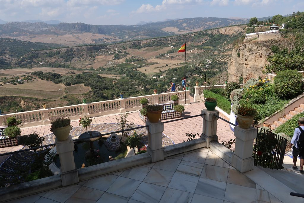 Ronda View From Casa Don Bosco