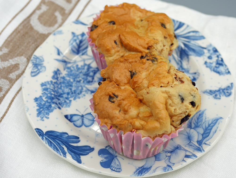 So Shape Muffins