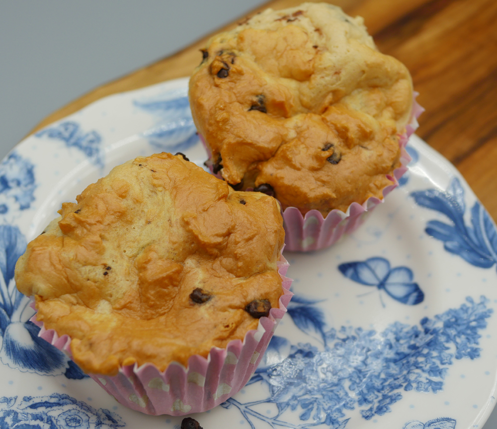 So Shape Vanilla Muffins