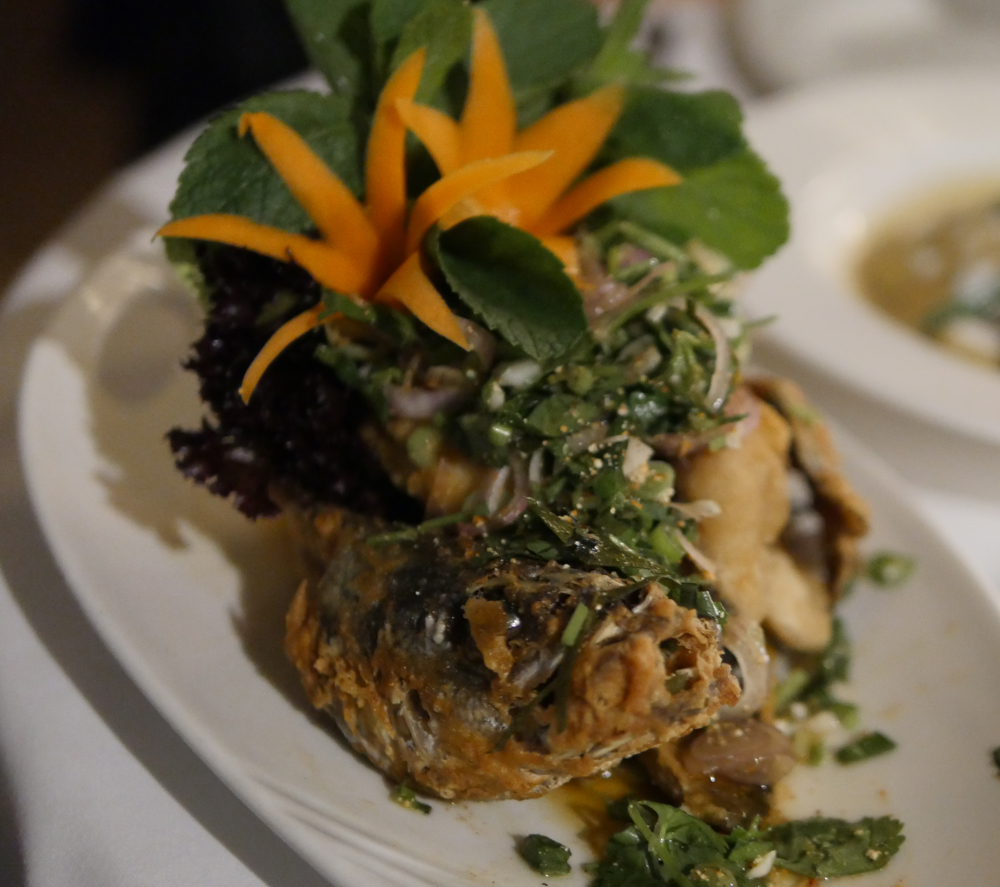 Thai Square Restaurant - Sea Bass