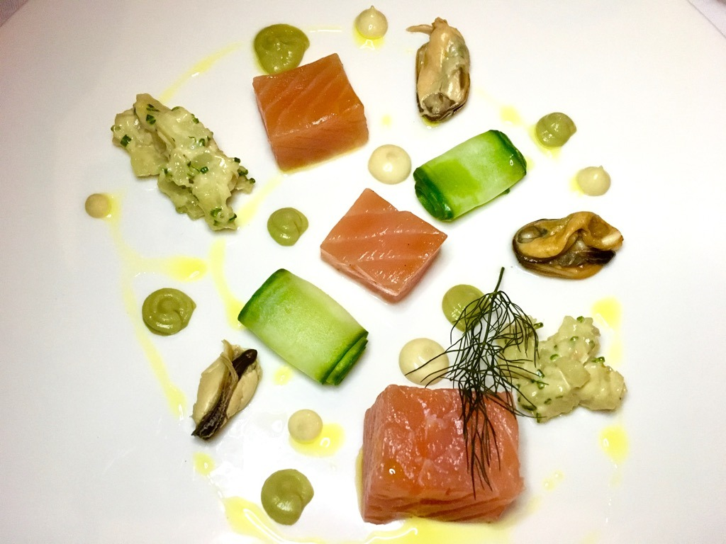 Tylney Hall Cured Scottish Salmon