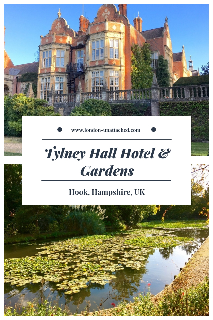 Tylney Hall Hotel and Gardens - Hook, Hampshire UK