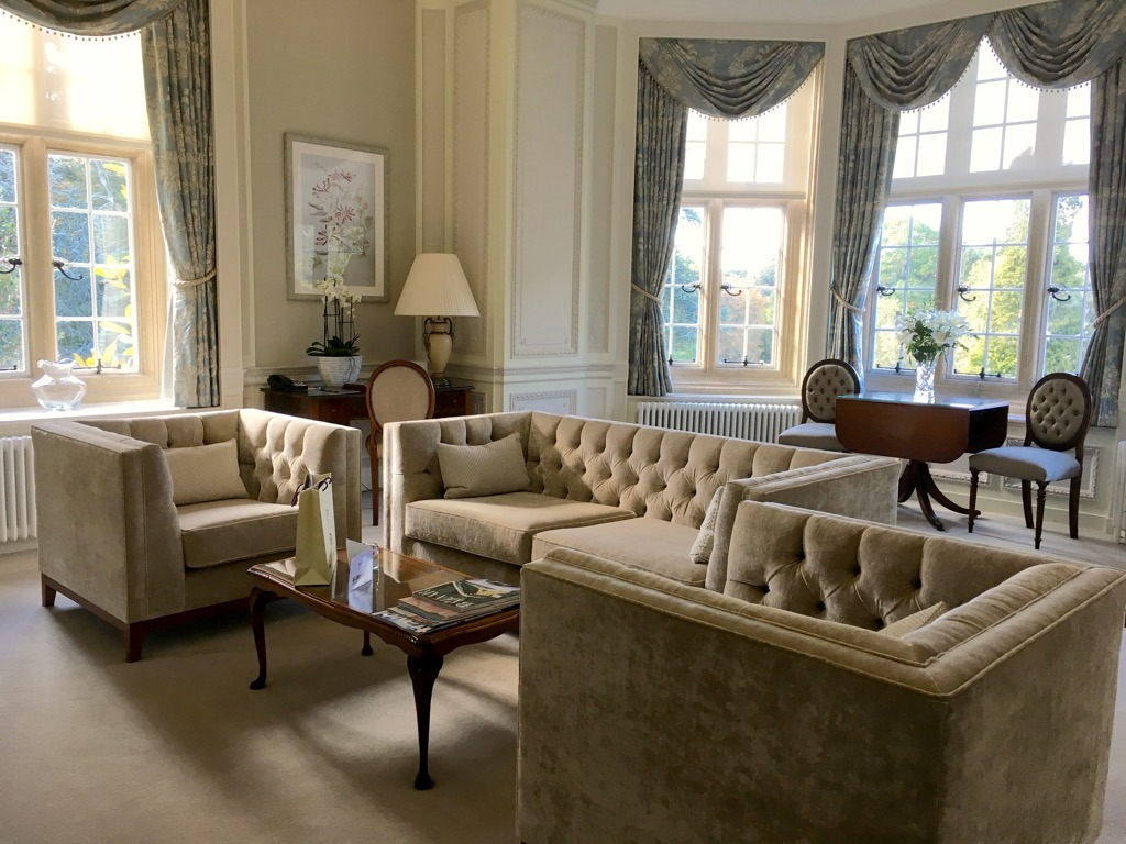 Tylney Hall State suite