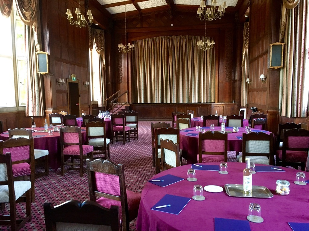 Tylney Hall hotel Function Room