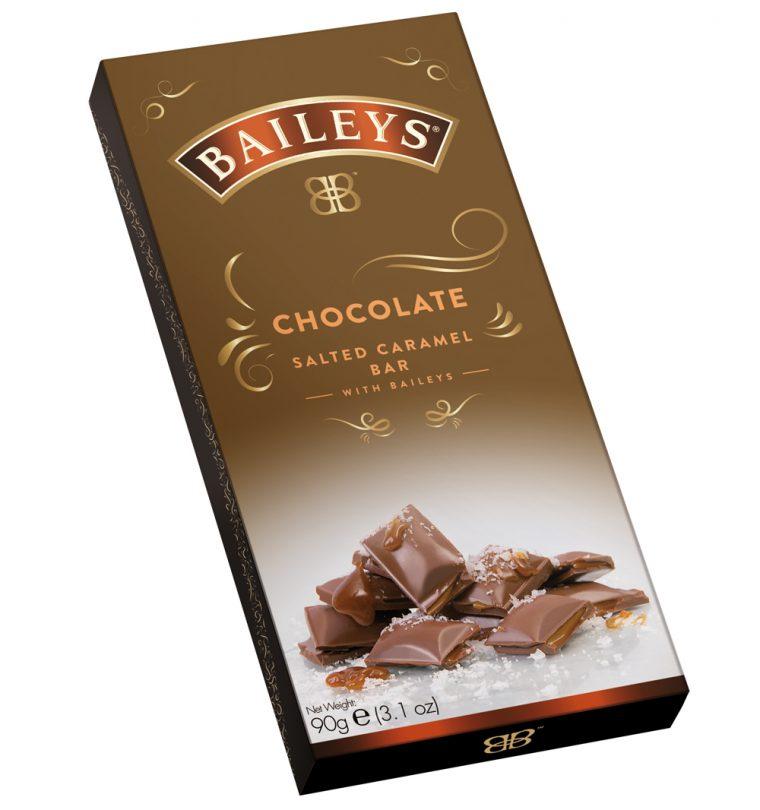 Baileys Salted Caramel Bar 90g