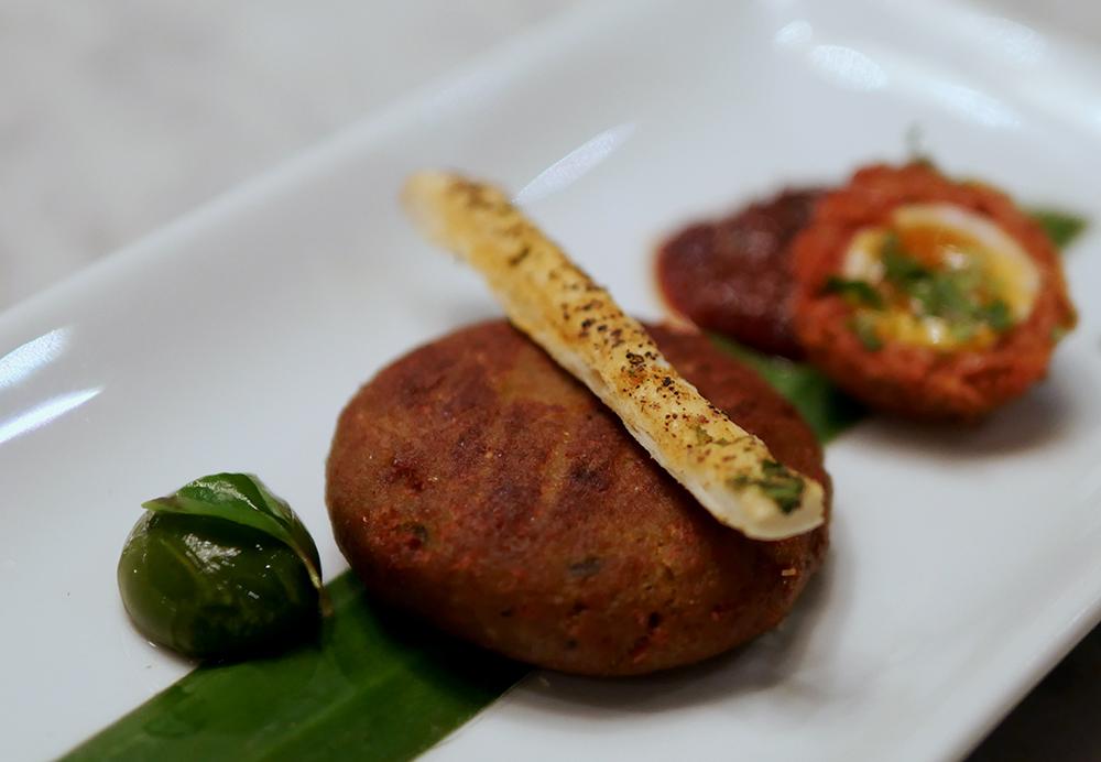 Bater Shami Kebab - Trishna Diwali Menu London