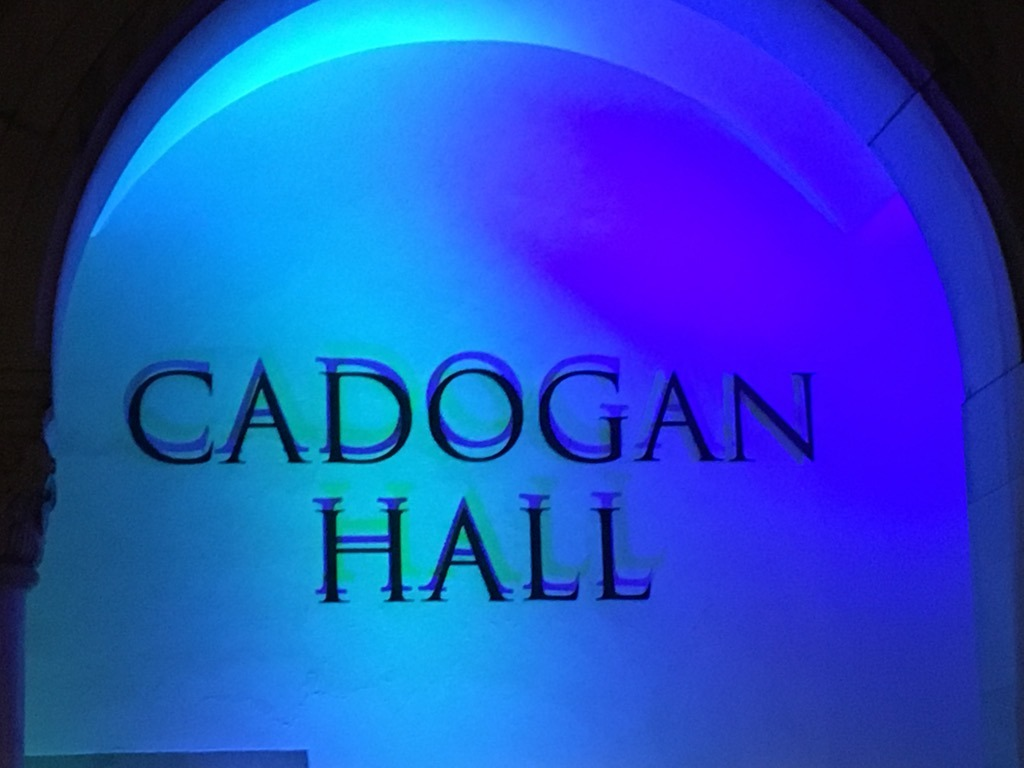 CADOGAN HALL EXT