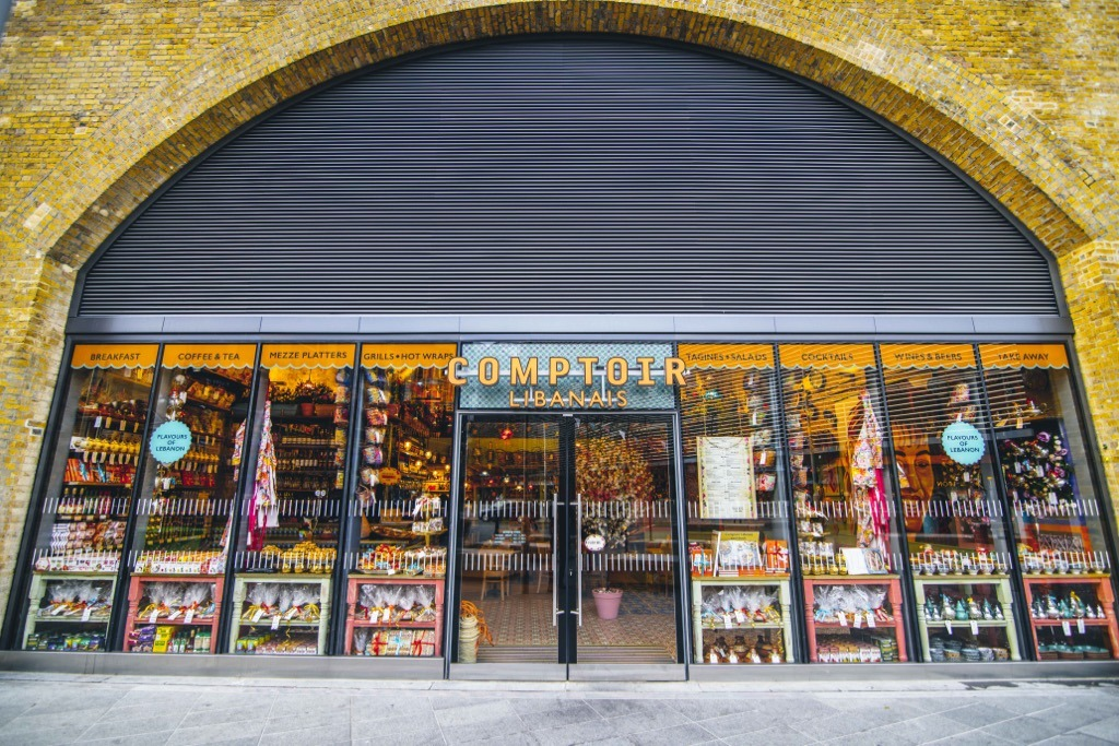 COMPTOIR exTERIOR LONDON BRIDGE NOV 2018-2