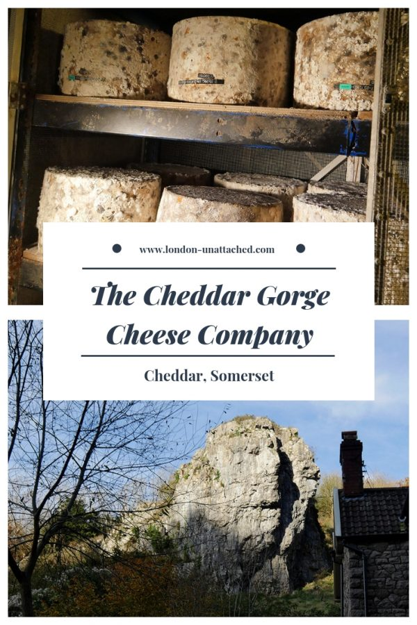 Cheddar Gorge Cheese Company - Somerset