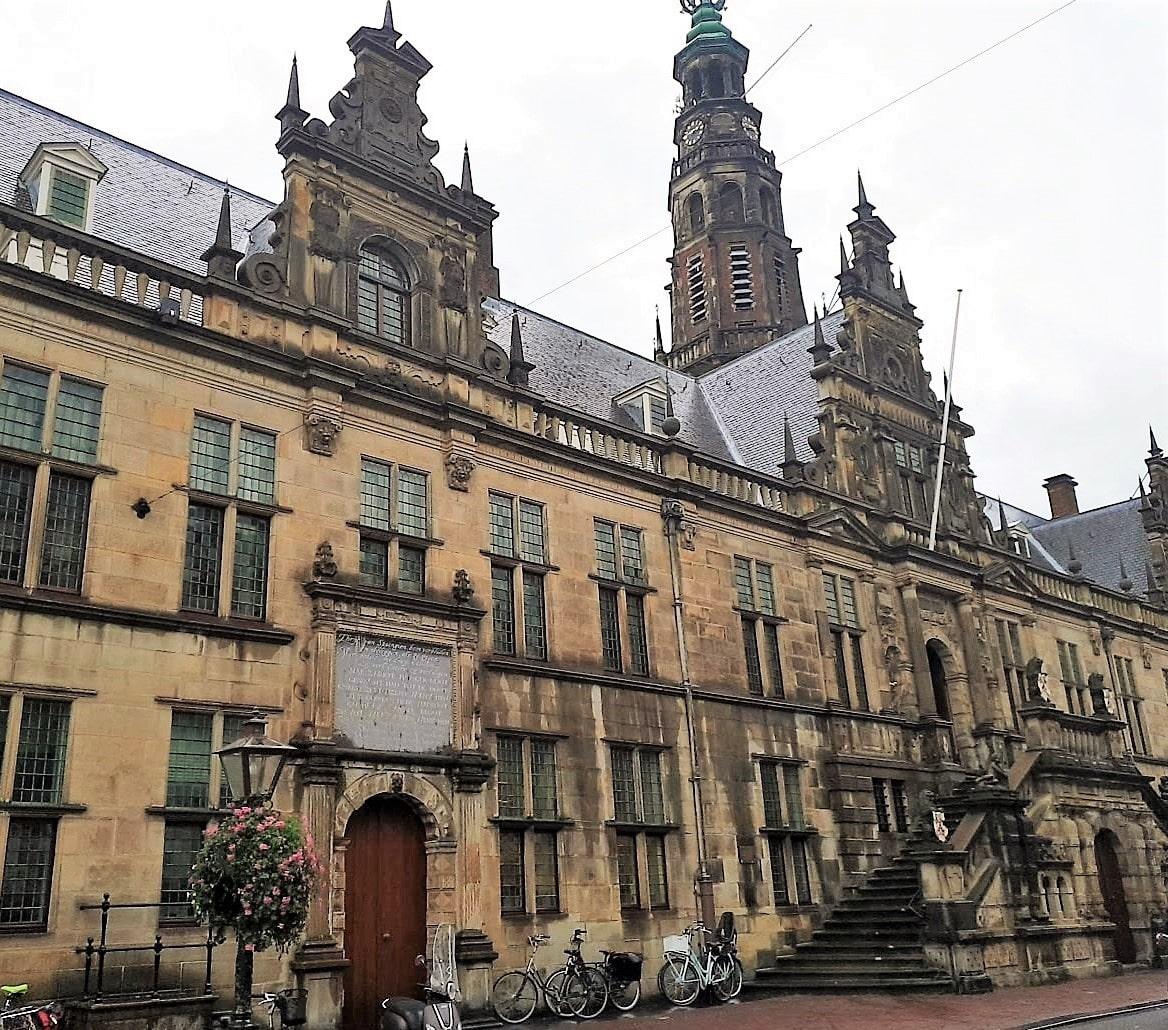 City Hall, Leiden