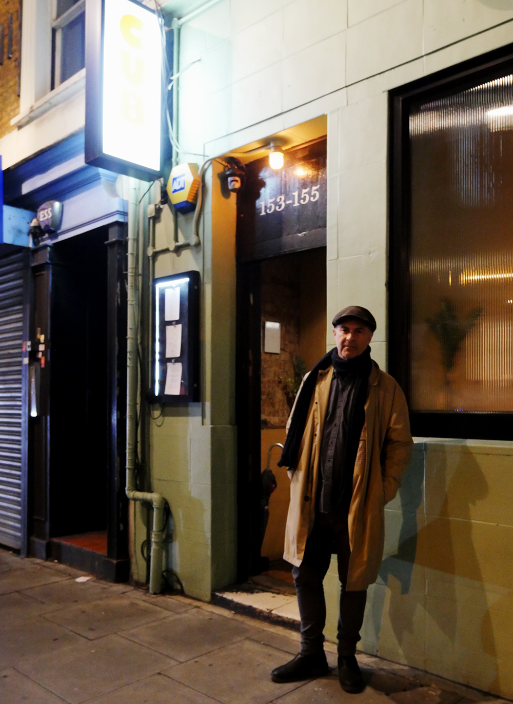 Cub Hoxton - The Hedonist