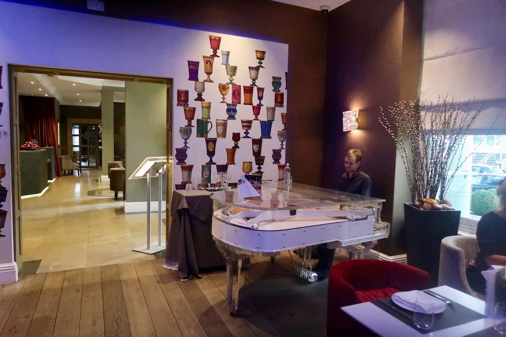 Painist Evoluzione Hotel Xenia