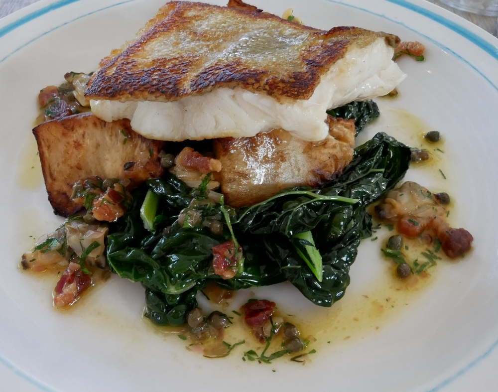 Gallivant- Rye- Cod with cockels