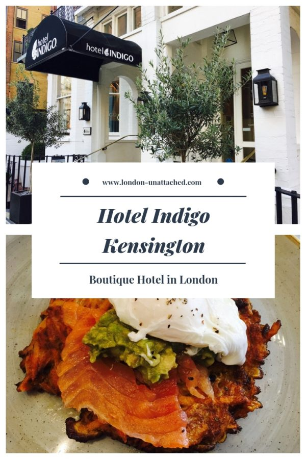 Hotel Indigo - Kensington - Boutique Hotel London