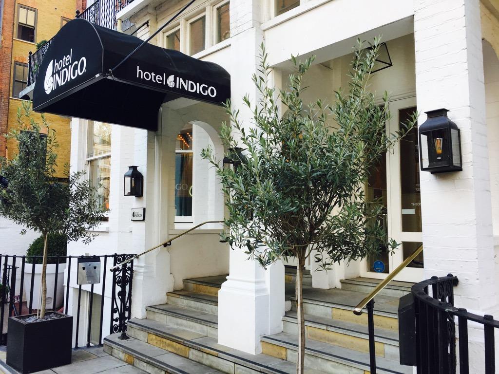 Hotel Indigo Kensington Boutique Hotel