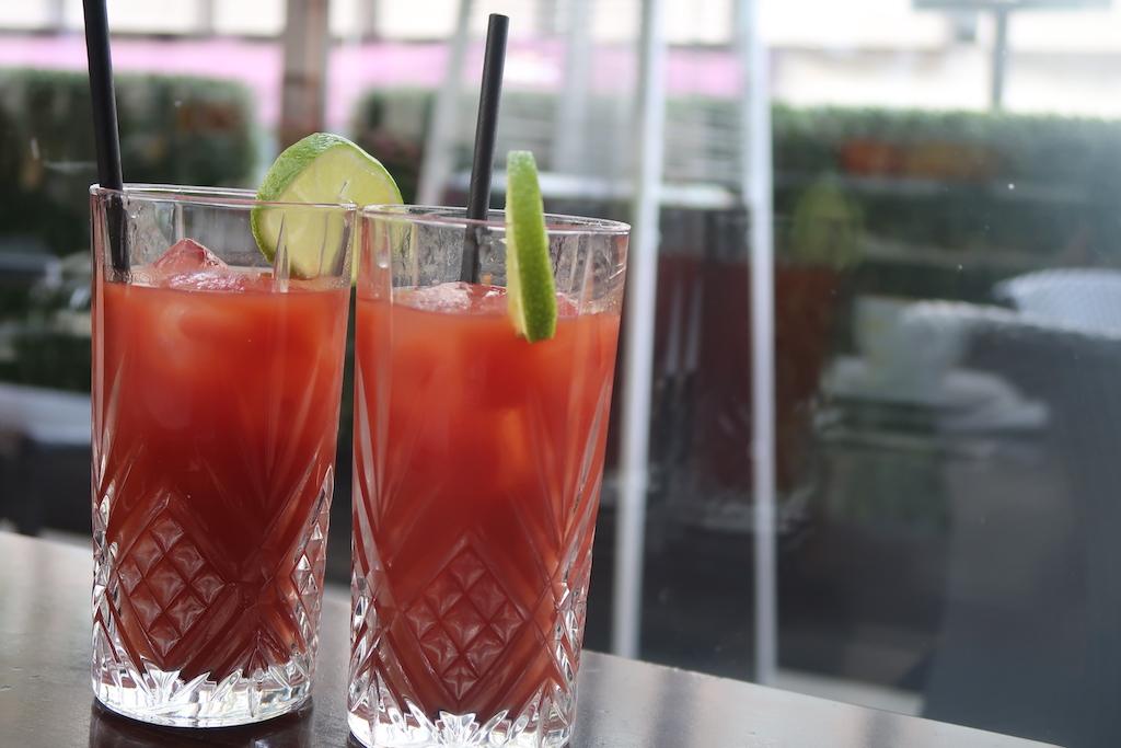 Hotel Xenia Evoluzione - Bloody Marys
