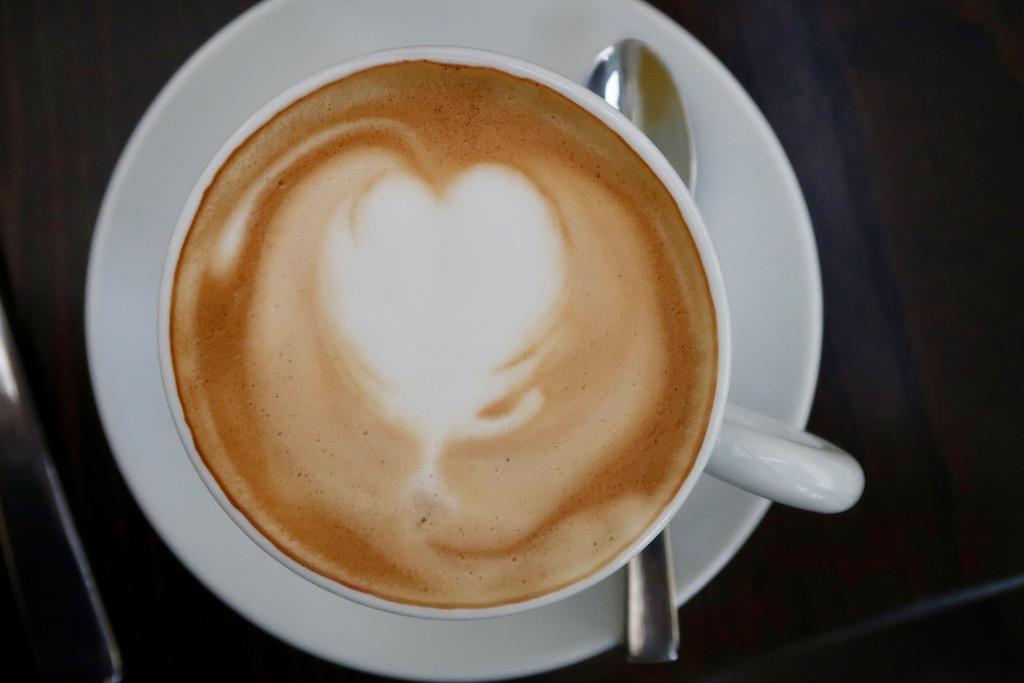 Hotel Xenia Evoluzione - cappuccino