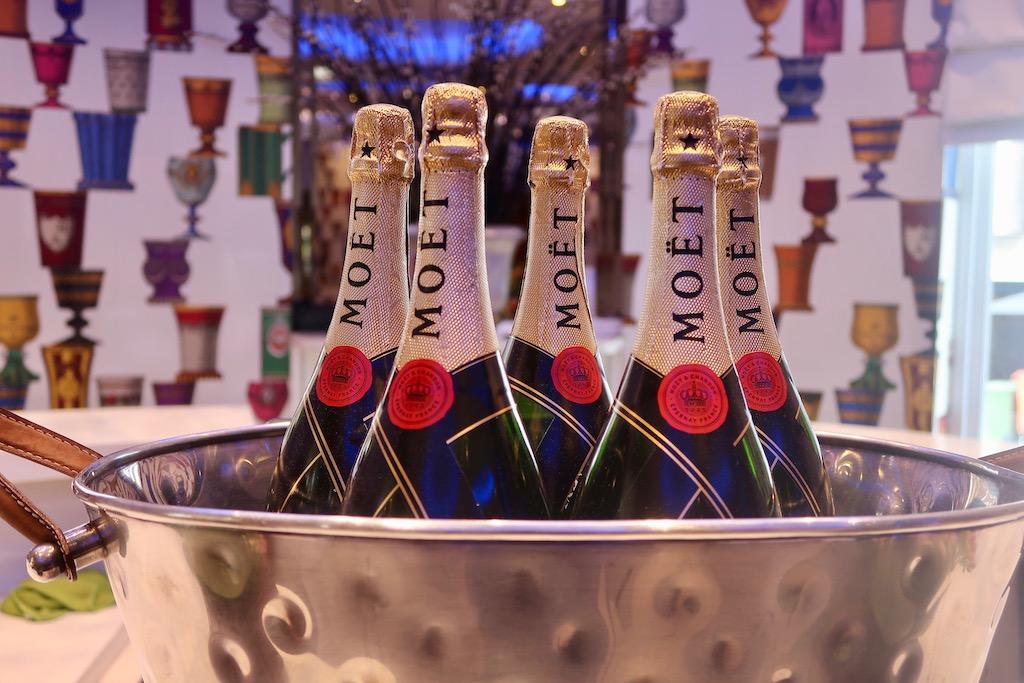 Hotel Xenia Evoluzione - champagne
