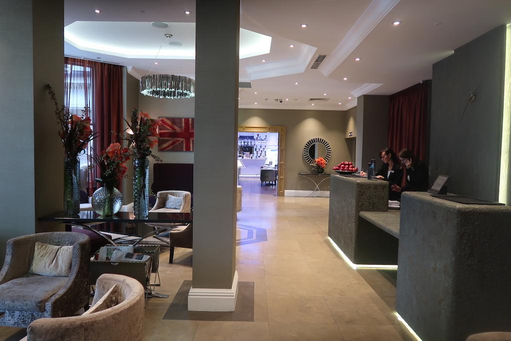Hotel Xenia interior