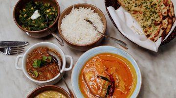 Diwali in London – Trishna Menu Preview